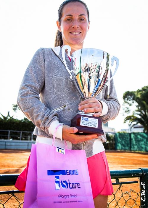 19 aprile BNL OPEN Circolo Tennis Pescara Meccico Lara