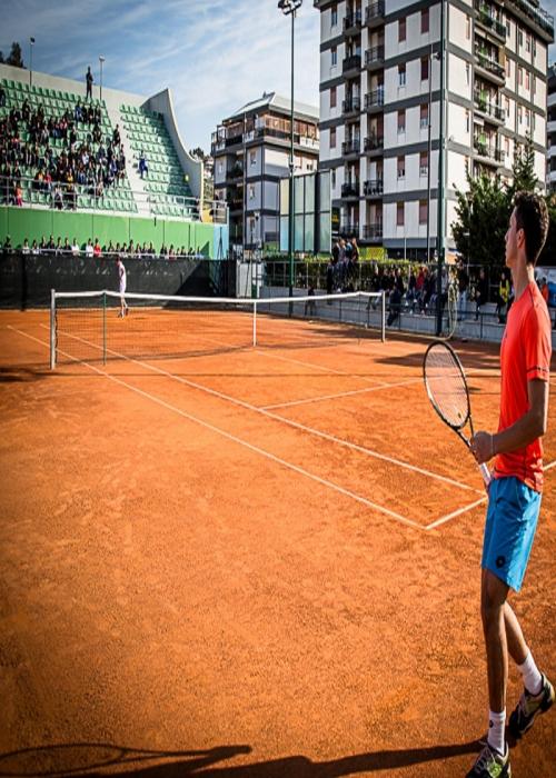 Di Nicola Gianluca BNL OPEN Circolo Tennis Pescara
