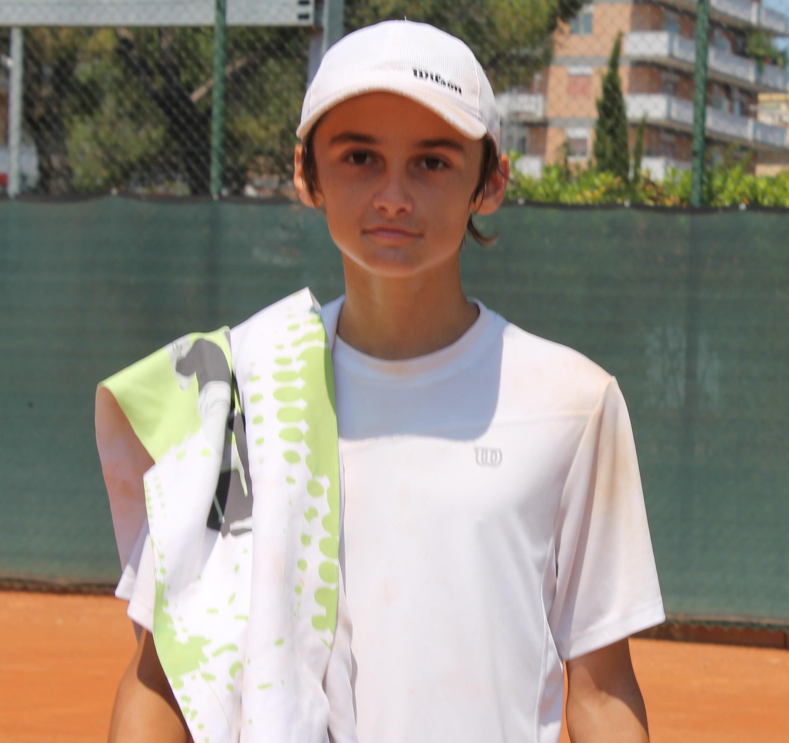 Vazquez vincitore singolo (spagnolo)